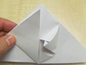 как сделать из бумаги вертолет 9