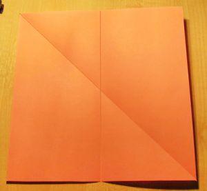 Как сделать конверт для денег без клея 1