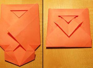 Как сделать конверт для денег без клея 10