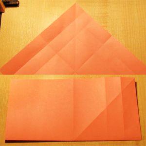 Как сделать конверт для денег без клея 4