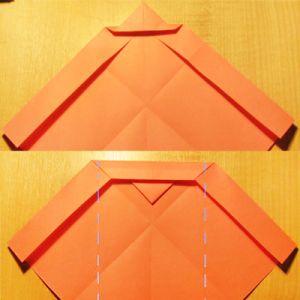 Как сделать конверт для денег без клея 6