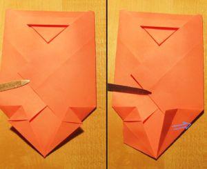 Как сделать конверт для денег без клея 9