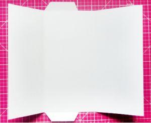 Как сделать красивый конверт для денег 2