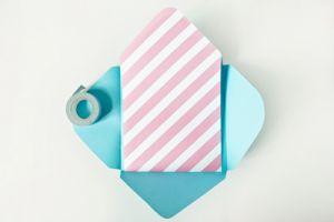 Как сделать красивый конверт из бумаги своими руками 3
