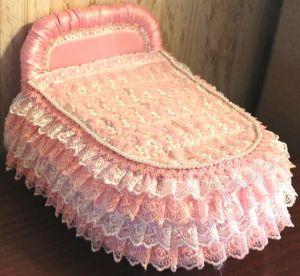 как сделать кровать для барби14