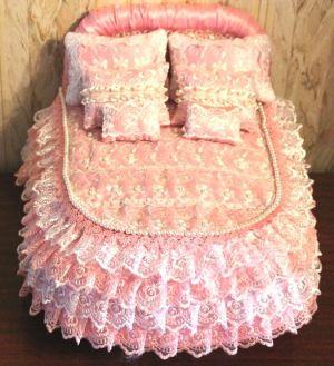 как сделать кровать для барби18