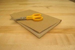 как сделать обложку для книги10