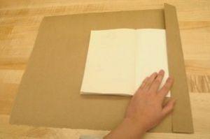 как сделать обложку для книги4
