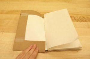 как сделать обложку для книги9