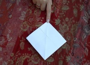 как сделать пилотку из бумаги19