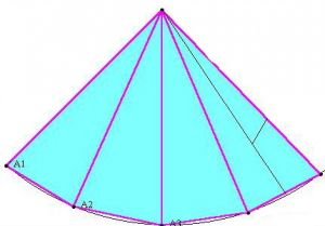 как сделать пирамиду из картона12