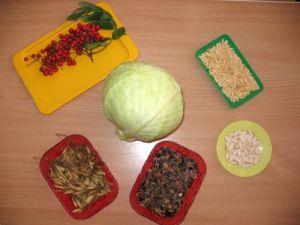 осенние поделки из овощей3