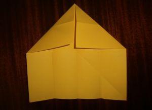 как сделать ракету из картона 12