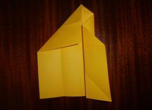 как сделать ракету из картона 14