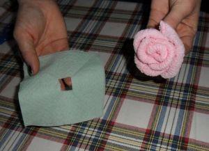как сделать розу из салфетки23