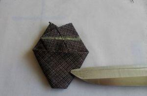 как сшить галстук20