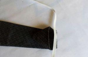 как сшить галстук23