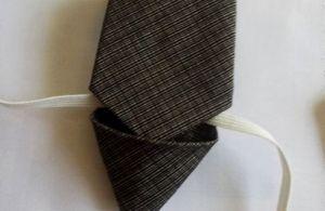 как сшить галстук25