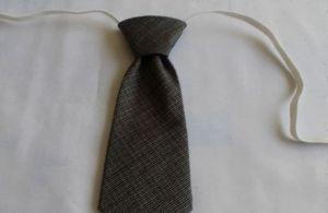 как сшить галстук26