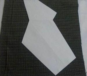 как сшить галстук7