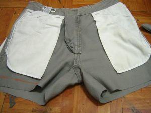 как сшить юбку из джинсов23