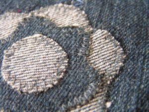 как сшить юбку из джинсов39