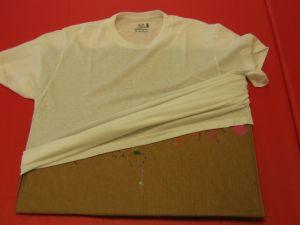 как украсить старую футболку 2