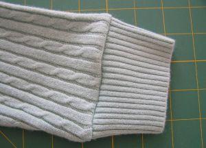 как украсить свитер своими руками15