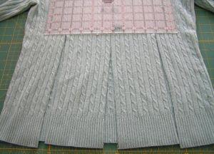 как украсить свитер своими руками3