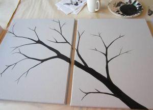 Картины своими руками из подручных материалов9