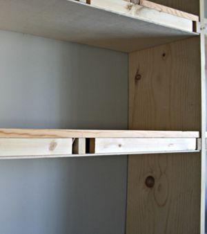 Книжный шкаф своими руками10