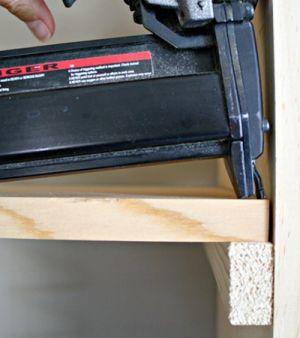 Книжный шкаф своими руками7