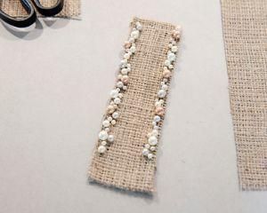 Источник.  8. Далее просто сшиваем кольцо.  Так как ткань проработана флизелином, а края укреплены нитками...