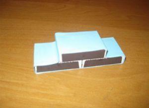 как сделать кораблик из картона 4