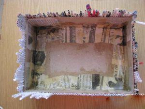 коробка для игрушек своими руками 13