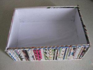 коробка для игрушек своими руками 16