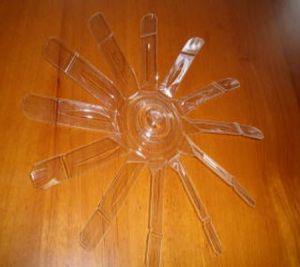 вертушка из пластиковой бутылки5