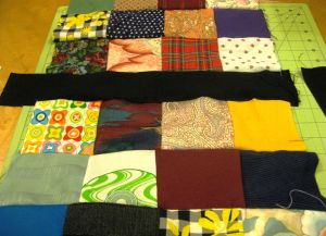 лоскутное одеяло мастер класс14