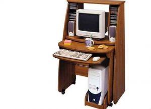 малогабаритный компьютерный стол 5