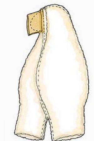 мягкая игрушка овечка своими руками 3