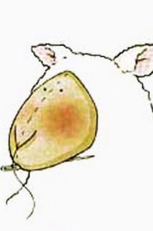 мягкая игрушка овечка своими руками 5