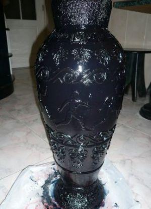 Напольная ваза своими руками 6