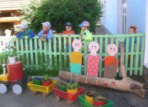 Оформление детского сада своими руками 11