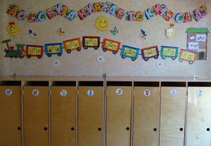 Оформление выпускного в детском саду 7