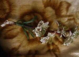 орхидея из бисера мастер класс25