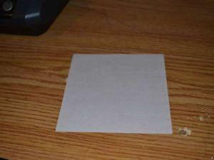 оригами из бумаги вертушка 1