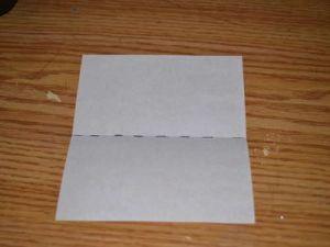 оригами из бумаги вертушка 2