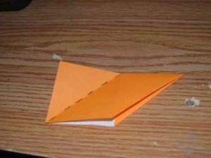 оригами из бумаги вертушка41