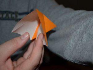 оригами из бумаги вертушка61