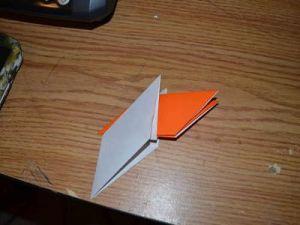 оригами из бумаги вертушка91